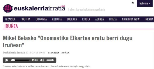 Euskalerriairratia