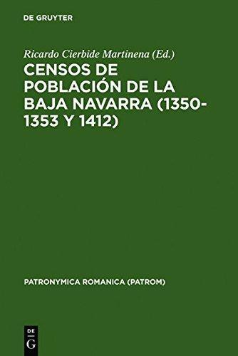 Censos de población